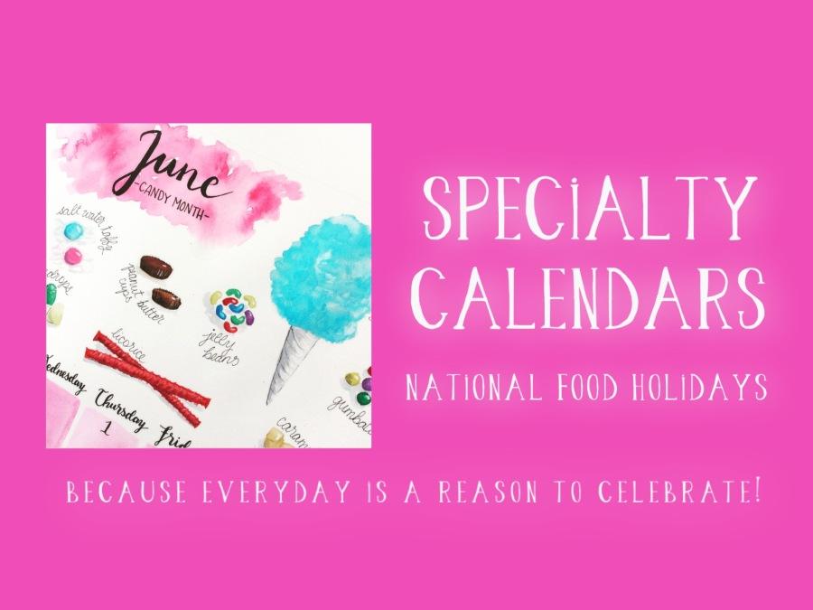 June calendar promo